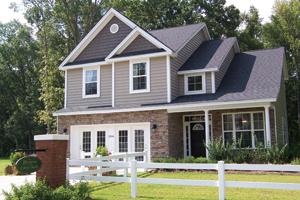 Home built by Dan Ryan Builders