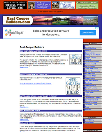 East Cooper Builders